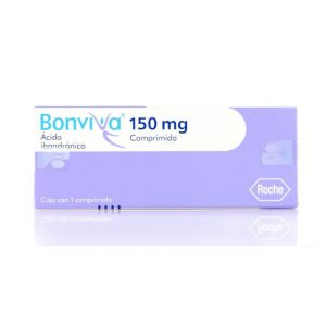BONVIVA Tablets 150mg