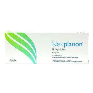 NEXPLANON 68 mg