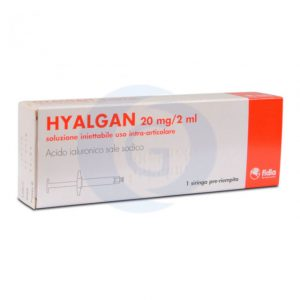 HYALGAN 20mg - Buy online in OGOmed