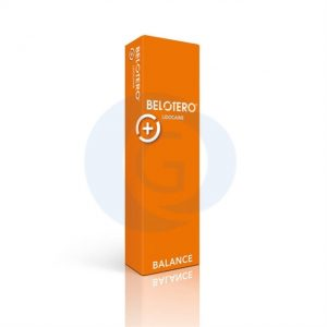 BELOTERO BALANCE LIDOCAINE 1ml - Buy online in OGOmed