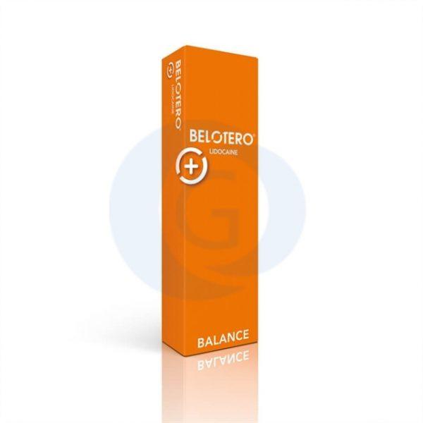 BELOTERO BALANCE LIDOCAINE 1ml - Buy online in OGOmed