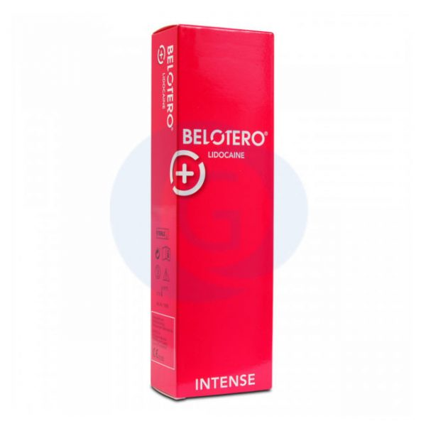 BELOTERO INTENSE LIDOCAINE 1ml - Buy online in OGOmed