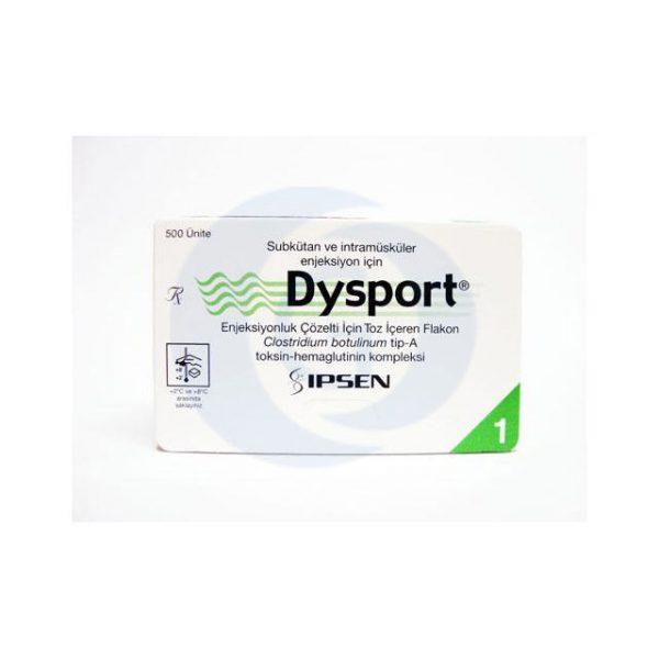 DYSPORT 500U Non-English packaging 1 vial - Buy online in OGOmed