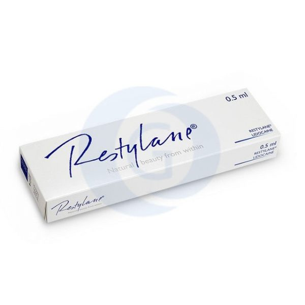 RESTYLANE LIDOCAINE 0.5ml - Buy online in OGOmed