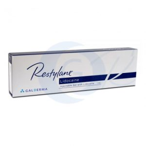 RESTYLANE LIDOCAINE 1ml - Buy online in OGOmed